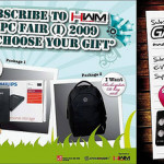 Pikom PC Fair 2009 (I) – Offers from HWM and GameAxis